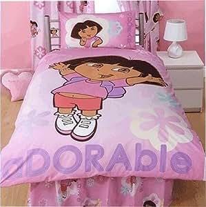 Parure de lit Dora l'exploratrice
