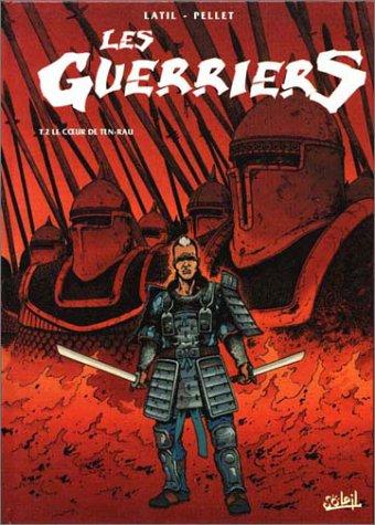Les guerriers, tome 2 : le coeur de Ten-Rau