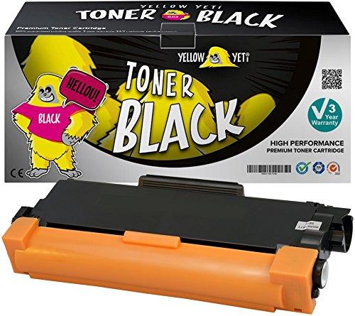 Yellow Yeti TN2320 (2600 pagine) Toner compatibile per Brother HL-L2300D HL-L2340DW HL-L2360DN HL-L2365DW DCP-L2500D DCP-L2520DW DCP-L2540DN MFC-L2700DW MFC-L2720DW MFC-L2740DW [3 Anni di Garanzia]