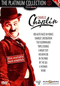 The Platinum Collection Vol 1: Charlie Chaplin