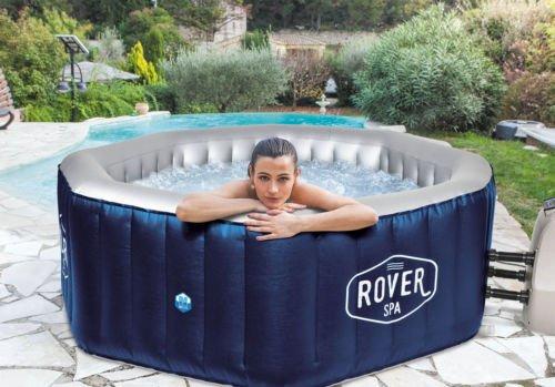 Netspa Rover 5 6 Person Octagonal Shape Hot Tub Spa