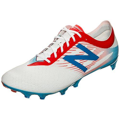 Furon 2.0 Pro FG - Crampons de Foot - Blanc/Rouge/Bleu Blanc/rouge/bleu