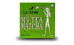 Charbrew Matcha Green Tea Powder 30g Highest Grade Ceremonial Japanese Organic Matcha Green Tea 137 X More Antioxidants Than Standard Green Tea Matcha Green Tea Direct From Japan