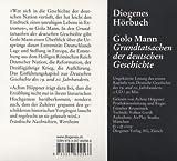 Grundtatsachen der deutschen Geschichte (Deutsche Geschichte)