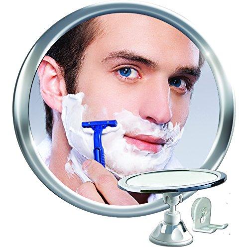 no-fog-shower-mirror-with-rotating-locking-suction-bonus-separate-razor-holder-adjustable-arm-for-ea