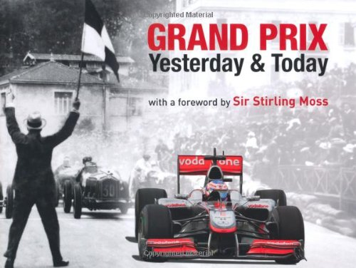 Grand Prix Yesterday and Today por Bruce Jones