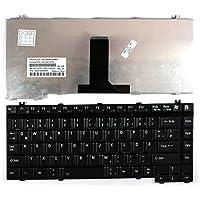 Toshiba Satellite M35X-S349 Nero Layout Tedesco Tastiera sostitutiva per