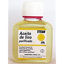 ACEITE LINO PURIFICADO 250 ML