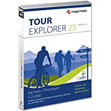 Tour Explorer 25 - Sachsen/Thüringen 8.0