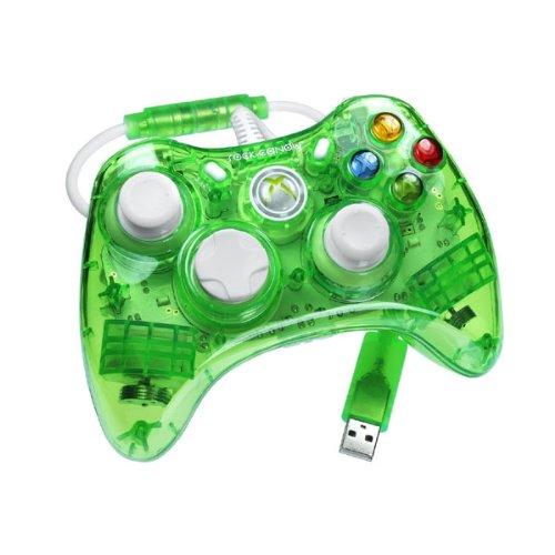 Controller 360 Candy Xbox Rock (X360 Controller Rock Candy - grün)