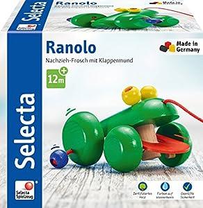 Selecta 62033Después de zieh Rana ranolo