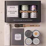Rust-Oleum Little Box Of Kreide kalkhaltige Möbel Paint Starter Kit