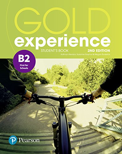 Gold Experience 2nd Edition B2 Students' Book por Kathryn Alevizos