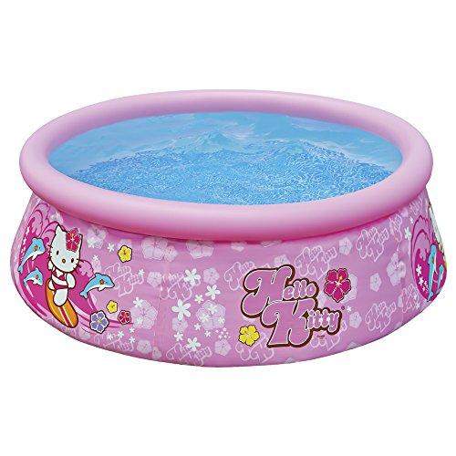 Intex Hello Kitty Easy Set Pool - Ø 183 x 51 cm (Hello Kitty-aufblasbares Pool)