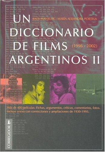 Un Diccionario de Films Argentinos