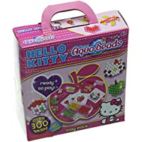 Aquabeads - Maqueta de coche Hello Kitty (EPOCH 88939)