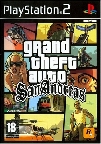 Third Party - GTA San Andreas Occasion [ PS2 ] - 5026555302623 - San Ps2 Andreas Gta