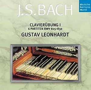 Bach: Partitas BWV 825-830 [Import anglais]