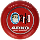 Arko Sapone da barba in un barattolo Shaving Soap in Bowl 90 G – 1ER Pack
