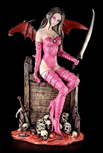 Dark Angel Figur Sexy - Nieten Outfit und (Outfits Angel Dark)