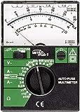 Multimeter Notebook Analog Gossen Metrawatt METRAmax 3Sicherheitsschalter Cat II 600V CAT III 300V