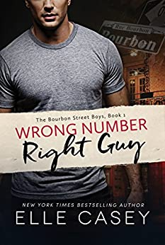 Wrong Number, Right Guy (The Bourbon Street Boys Book 1) (English Edition)