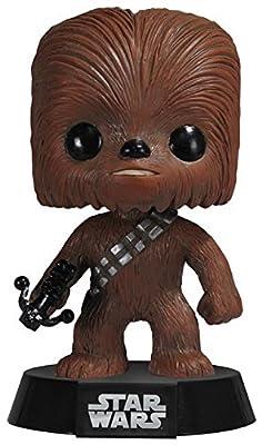 Star Wars Chewbacca 06 Figurine Bobble Head