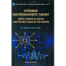 Extended Electromagnetic Theory: Space-Charge in Vacuo and the Rest Mass of the Photon