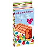 Lékué Agatha Ruiz de la Prada - Molde para hacer golosinas o chocolatinas
