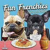 Fun Frenchies calendario da parete 2020 Bulldog francese (2020)