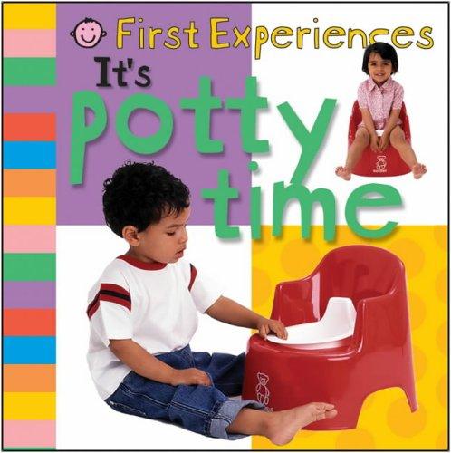 It's potty time.