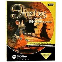 Artus contre le démon du musée