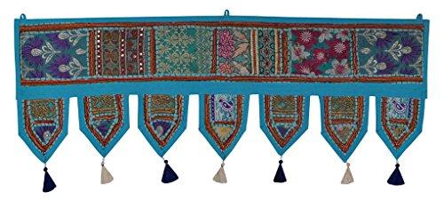 Decorativo finestra mantovana tenda per soggiorno