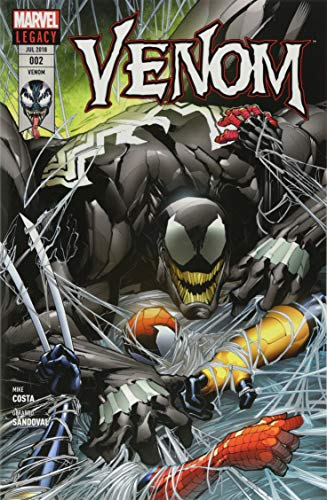 Venom: Bd. 2: Herz der Finsternis - Venom Flash