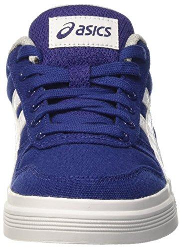 Asics Aaron, Sneakers basses mixte adulte Blu (Blue Print/White)