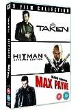 Taken / Hitman / Max Payne Triple Pack [DVD] [2007]