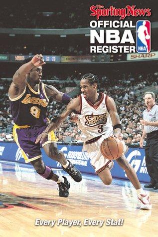 Official Nba Register, 2000-2001 par