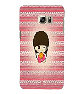 PrintDhaba Cartoon D-3314 Back Case Cover for SAMSUNG GALAXY NOTE 5 (Multi-Coloured)