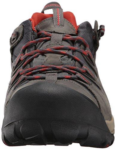 Keen Targhee Ii Wp, Chaussures de Randonnée Basses Homme Grey