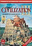Civilization 3 - Lösungsbuch