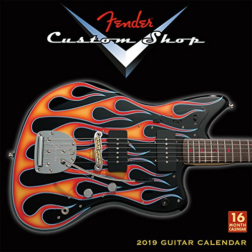 Fender Custom Shop Guitar W 2019 (Square) (Carousel Weihnachts-musical)