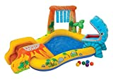 Kids Inflatable Pool. Small Kiddie Blow Up Above - Best Reviews Guide