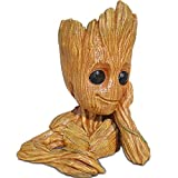 #10: Guardians of The Galaxy 2: Baby Groot Wooden Look Replica Toy Gift Item, Showpiece