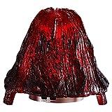 LIYAN Mini umidificatore Macchina aromaterapia Muto Spreader colorato Lampada di fragranza Vulcano purificatore d'Aria 100 ml 16 * 19 cm