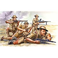 Italeri 6077S  - Segundo La Primera Guerra Mundial Ejército británico octavo