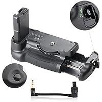 Yeeteem BG-2T Empuñadura vertical profesional apretón soporte de batería Battery Grip para Nikon D5500 D5600 Cámara DSLR Trabaje con EN-EL14a