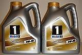 Mobil 1 New Life 2-taniche 0w 40 4 L, 8 L