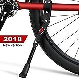Eaiitty Fahrradständer, Universal Seitenständer Fahrrad Mountainbike Ständer für MTB, 700c, Rennrad