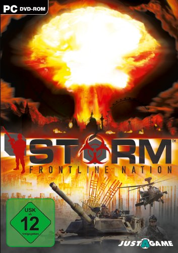 Storm: Frontline Nation