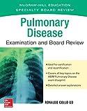 Pulmonary Disease Examination and Board Review (English Edition)